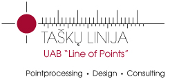 Logo Line of Points